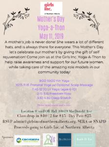 9:00-10:00 Yin Yoga 10:15-11:15 Prenatal Yoga w/ Optional Scalp Massage 11:45-12:30 Lil Yogis (ages 6-10) 2:15-3:15 Freedom Flow 3:30-4:30 Deep Stretch