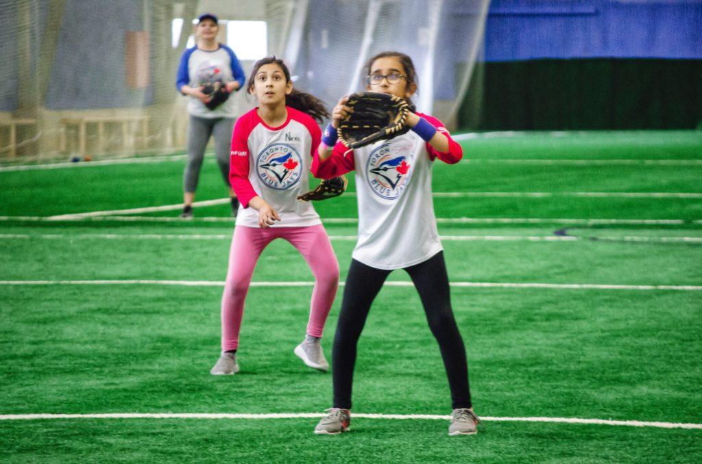 Girls Inc of Northern Alberta Girls at Bat Program