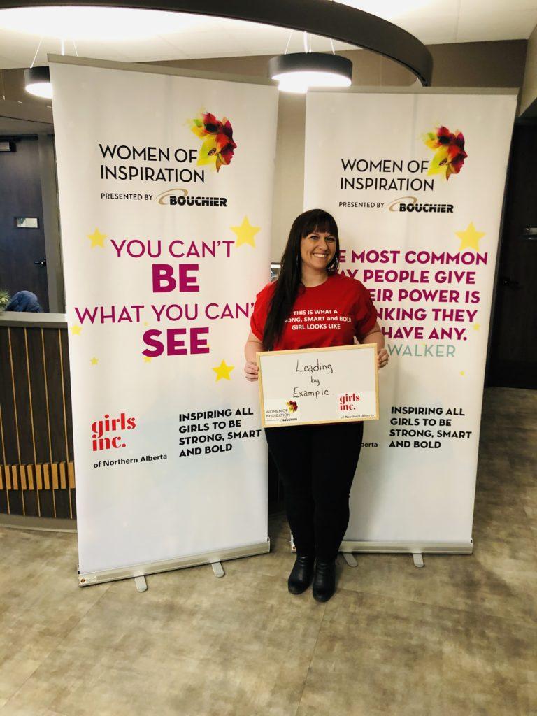 Girls Inc. of Northern Alberta Fourth Woman of Inspiration