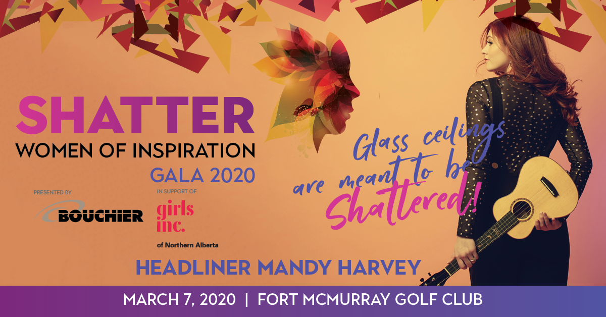 Girls Inc. of Northern Alberta Women of Inspiration Gala 2020