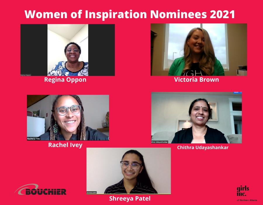 Women of Inspiration Nominees 2021 (2)