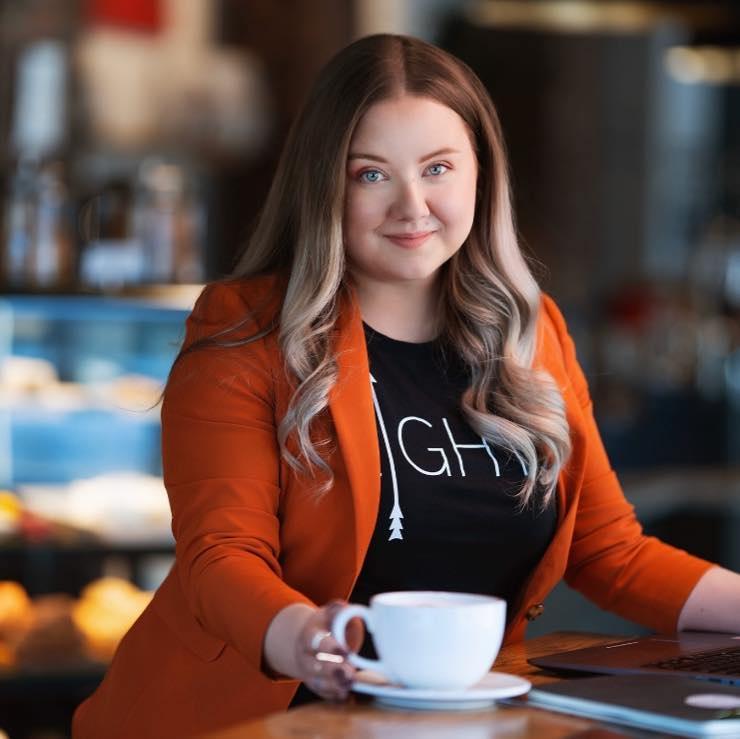 Victoria Brown of the Girls Inc. of Northern Alberta Board of Directors