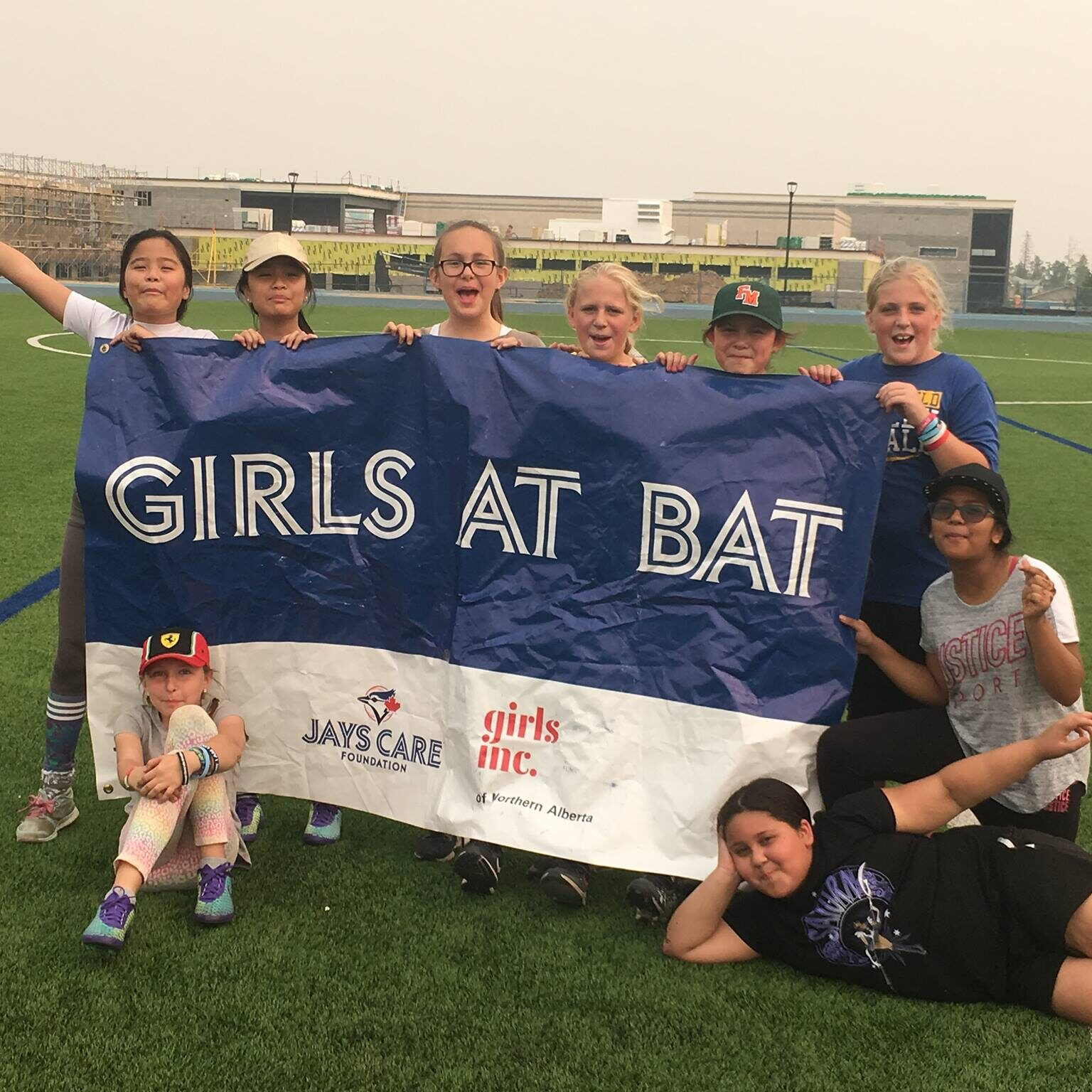 Girls Inc of Northern Alberta, Girls At Bat